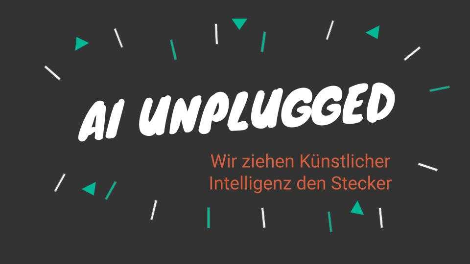 AI Unplugged cover image